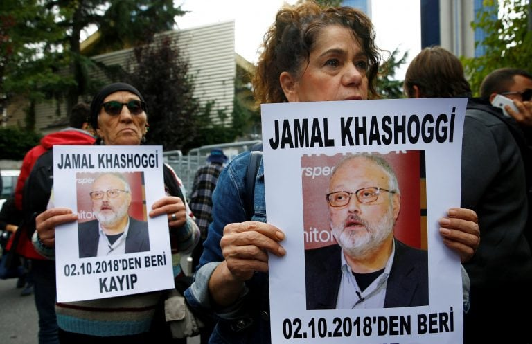 'Stern' action over Saudi journalist's disappearance if needed, says White House