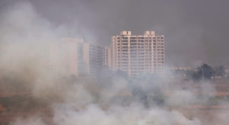 Air pollution 25 times higher than safe limit in Faridabad