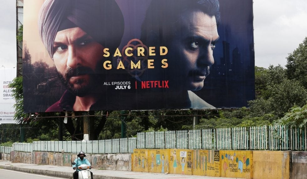 India central to Netflix's ambitions in Asia as company ramps up original productions