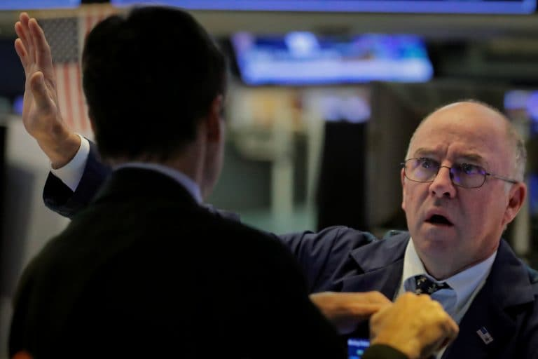 Wall Street tumbles as weak industrials add to dour mood