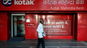 Kotak Mahindra Bank's Q2 profit jumps 51% to Rs 1,724.5 cr, shares weak as NPAs rise marginally