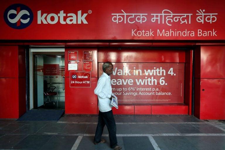 Kotak Bank shares fall 5% as ING offloads 1.2% stake