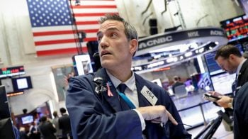 S&P, Dow lose ground as crude plunge punishes energy stocks