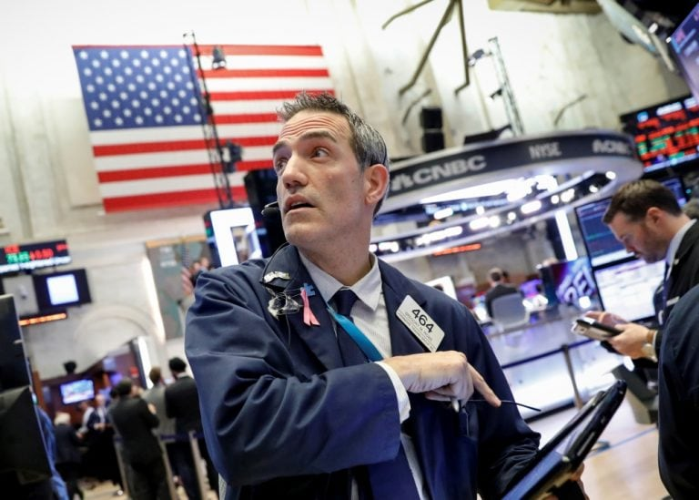 Wall Street sinks as Amazon, Alphabet earnings spark growth concerns