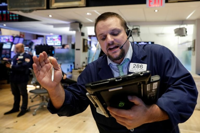 Wall Street reverses losses after White House adviser's trade remarks