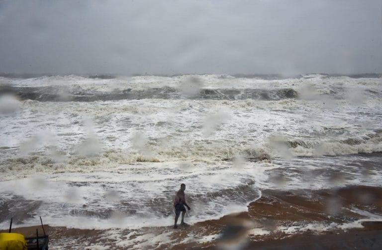 Cyclone Titli weakens into deep depression; Odisha rivers in spate