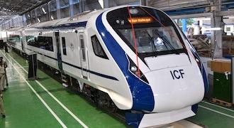 PM Modi to flag off Vande Bharat Express on February 15 from New Delhi Railway station
