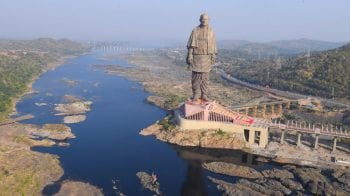 Kevadia a family holiday spot, more tourists at Statue of Unity than Statue of Liberty: Official