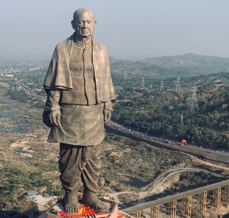 Statue of Unity expected to attract 10,000 tourists daily