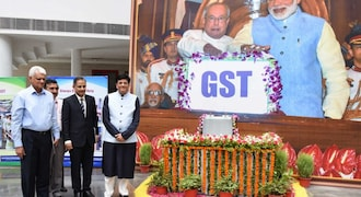 GST collections likely to top Rs 1 lakh crore in November, December
