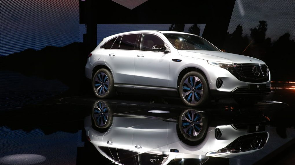 Paris auto show highlights electric SUVs yet diesel lives on