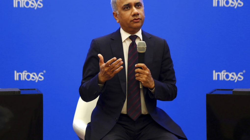 Davos 2019: Infosys expects massive growth in digital investments, says GST started supporting India's growth trajectory