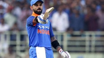 Virat Kohli becomes fastest cricketer to score 12000 ODI runs, beats Tendulkar's record