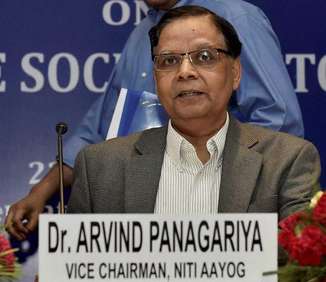 'Nyay' scheme poses 'fiscal challenge' to India's economy, says former NITI Aayog vice chairman Arvind Panagariya