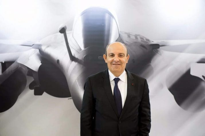 Thought Reliance Defence was the best who could deliver what we wanted, says Dassault Aviation's Éric Trappier