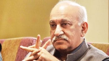 Court takes note of Akbar's defamation complaint