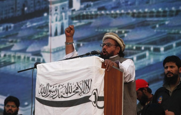 Pakistan seals Jamaat-ud-Dawa headquarters; detains more than 120 suspected militants