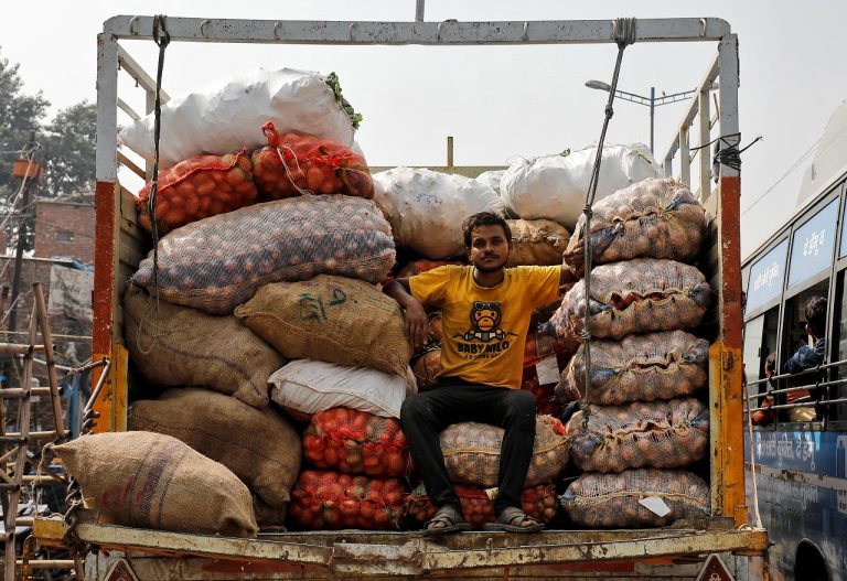 Onion prices surge in Bangladesh on floods, lower Indian supply