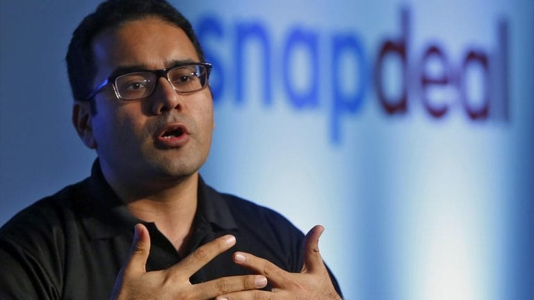 Snapdeal's Kunal Bahl on how to tackle adversity and build business