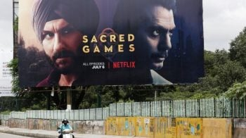 'Sacred Games', Radhika Apte nominated for International Emmy Awards