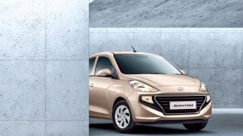New Hyundai Santro launched at starting price of Rs 3.89 lakh