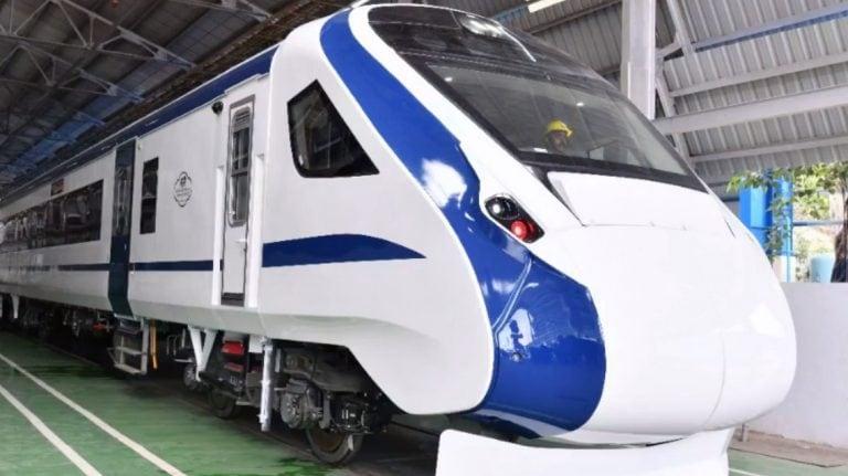 Special team to ensure speedy trials of  Train-18 trainset