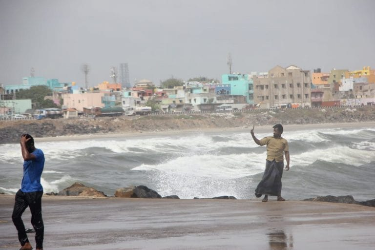 Tamil Nadu announces Rs 1,000 crore assistance for cyclone relief