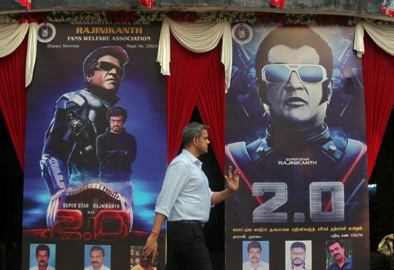 2.0 first day, first show: All the Rajini fans try to salvage a dud