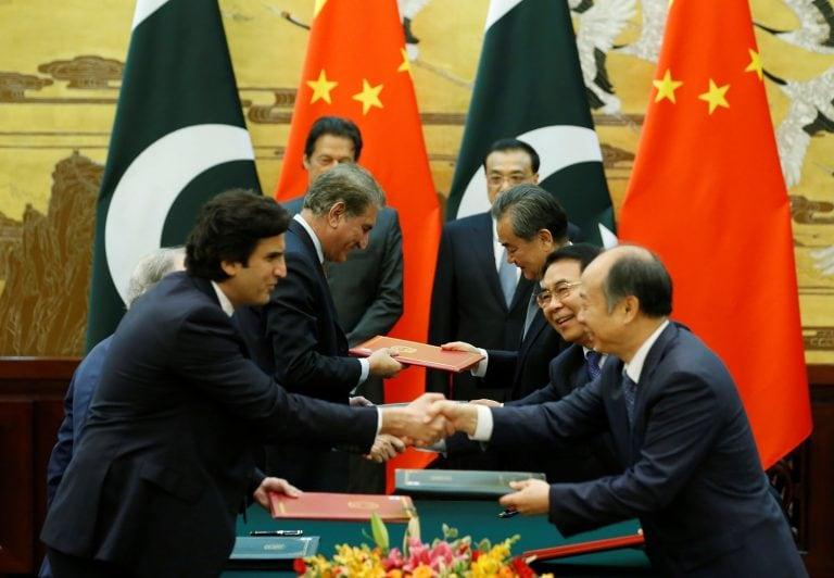 US seeks transparency on Chinese debt on Pakistan