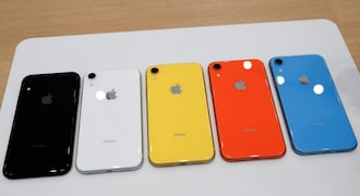 Apple's Asia suppliers fall on report iPhone XR production boost cancelled