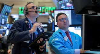 US stocks jump at the open after midterm results