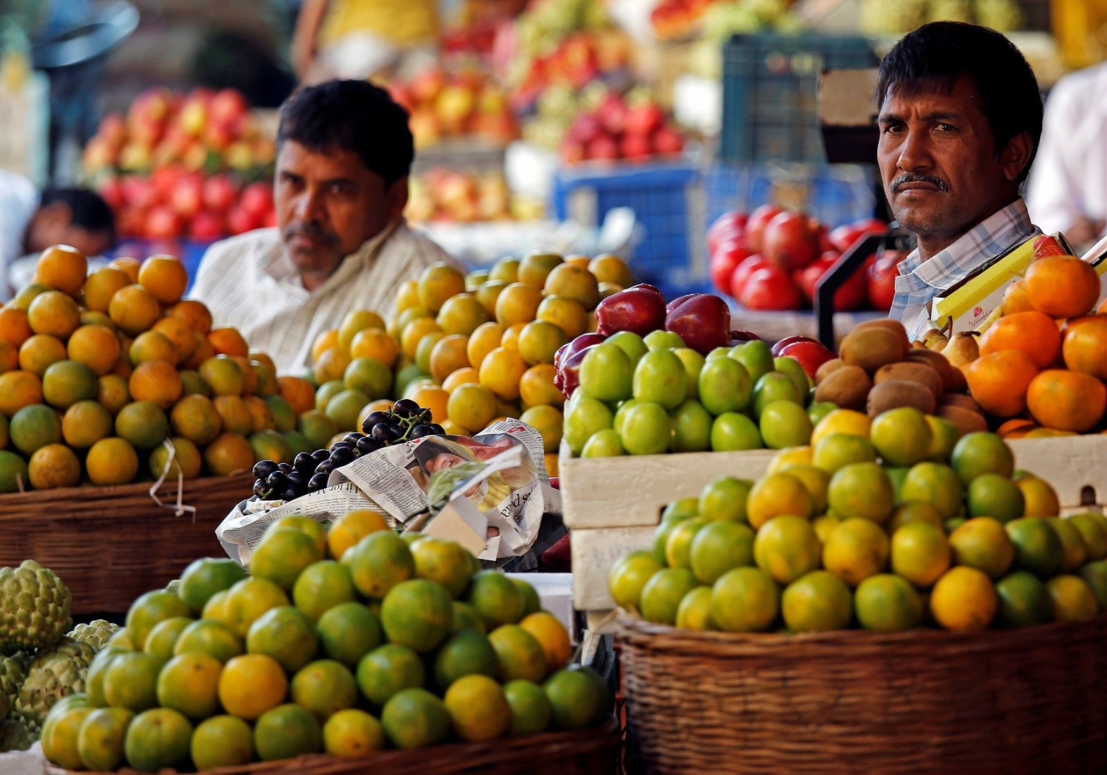 10. Inflation: Food inflation in the country is likely to go up to 2 percent in the fiscal year 2019-20 from the 0.7 percent estimated for FY19, a report said on Monday. It can be noted that the low food prices have been one of the prime factors which have aided the RBI to be more accommodatory in its rate-setting recently. In the report, foreign brokerage Goldman Sachs attributed the low food prices in the last few months to the prices of cereals and vegetables which have been low for some time. (Image: Reuters)