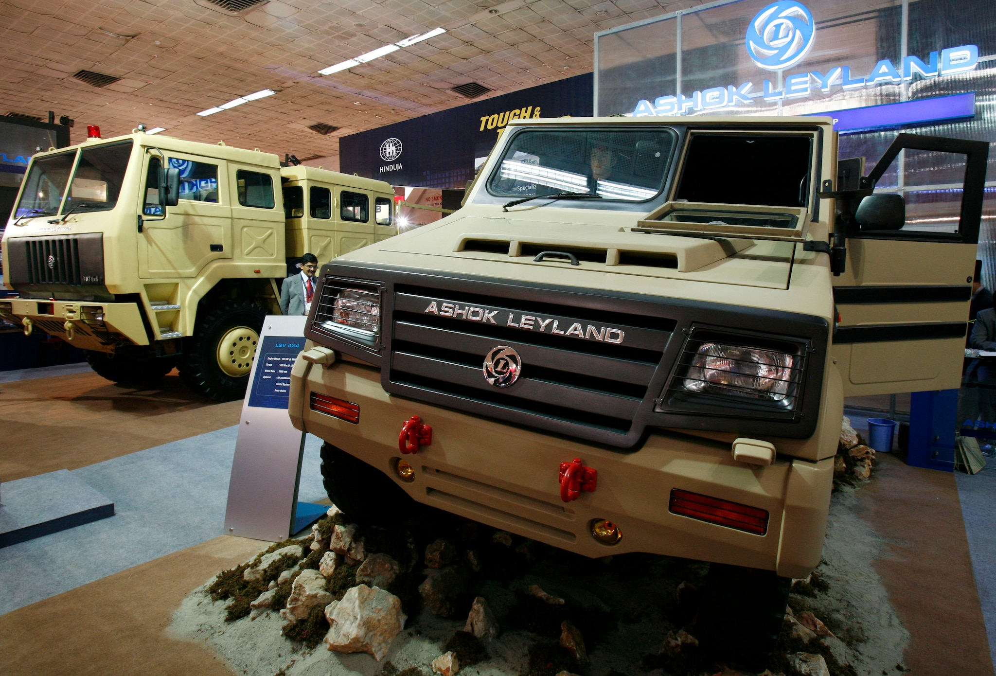 Ashok Leyland: Ashok Leyland: The company's plant at Pantnagar will remain closed from July 16 to July 24, owning to weak demand and outlook for the industry. (Image: Reuters)