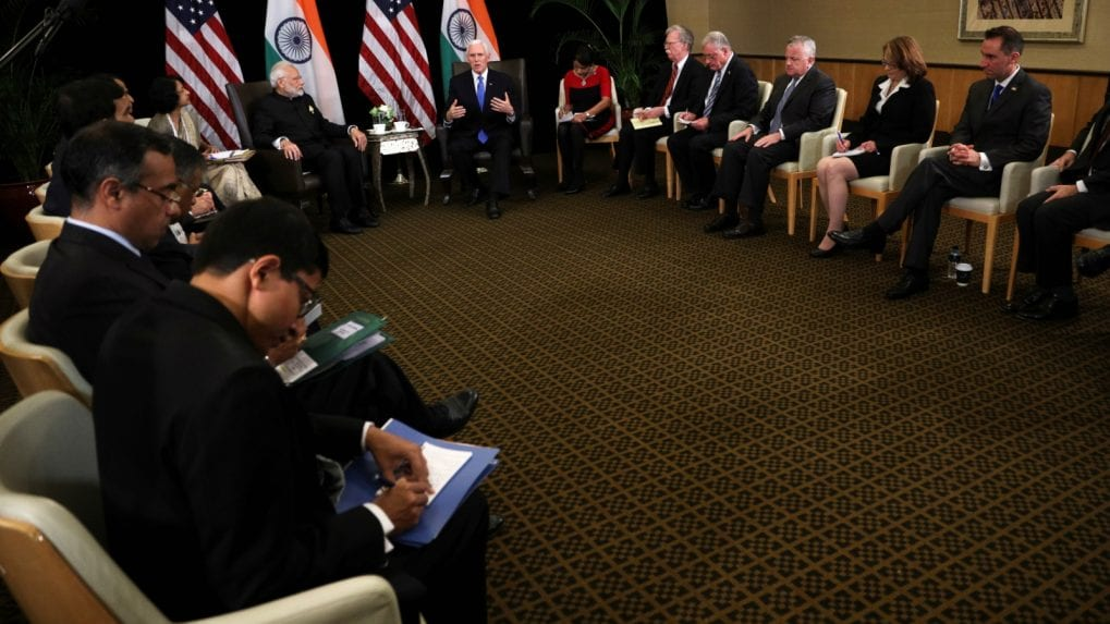 India says ready to import more gas and oil from the United States