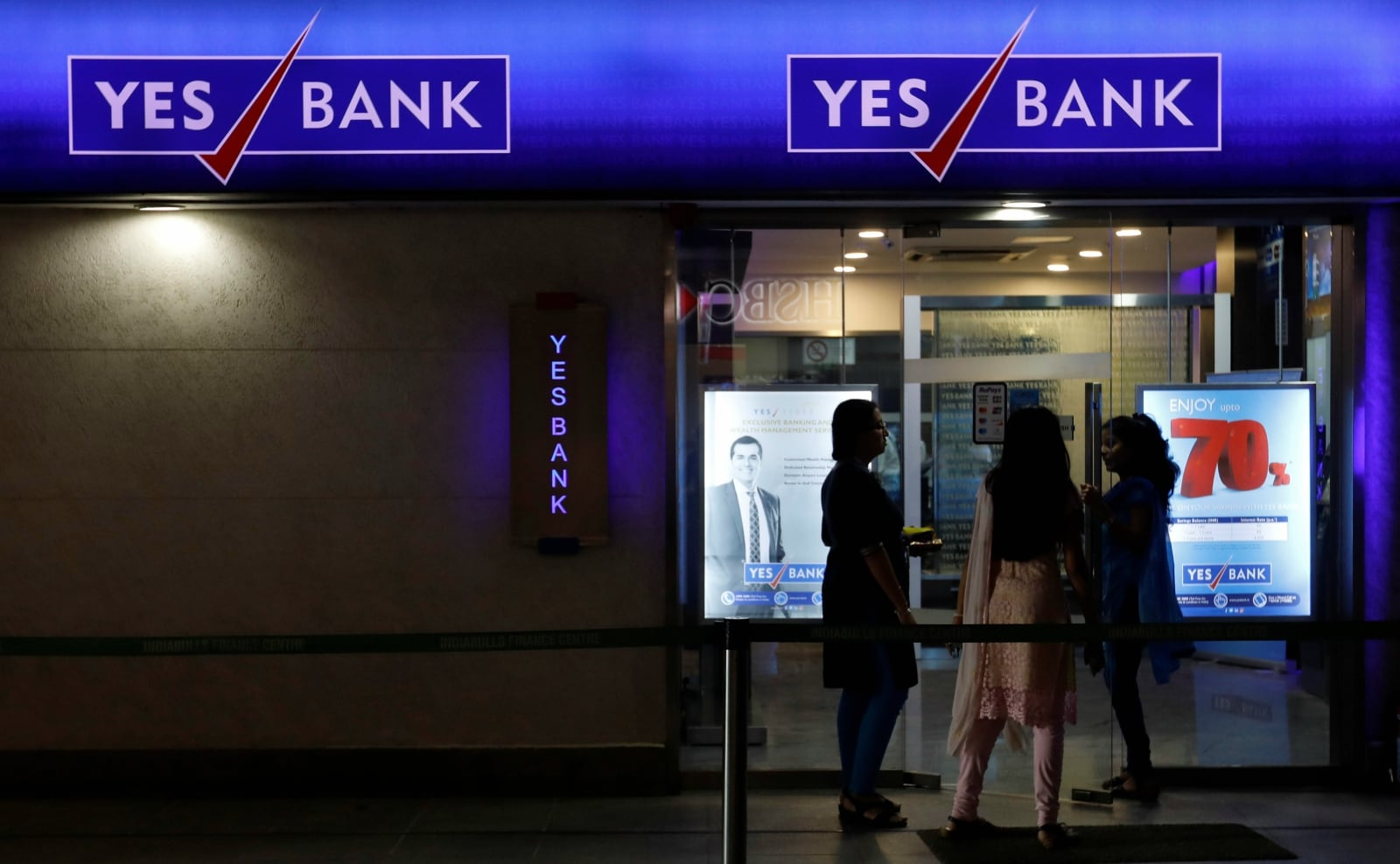 Yes Bank: The Reserve Bank of India (RBI) may impose a monetary penalty on Yes Bank for breaching the confidentiality norms of its communications exchange with the private bank. (Image: Reuters/Caption credits: IANS)