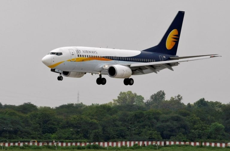 Jet Airways denies being told to ground aircraft
