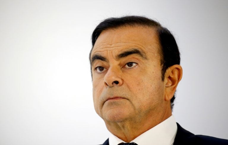 Nissan moving to fire Chairman Carlos Ghosn for financial misconduct