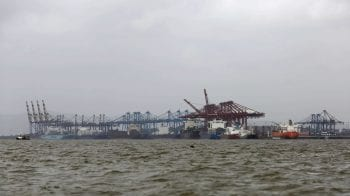 JNPT takes measures to mitigate cyclone Nisarga impact on ships, port property
