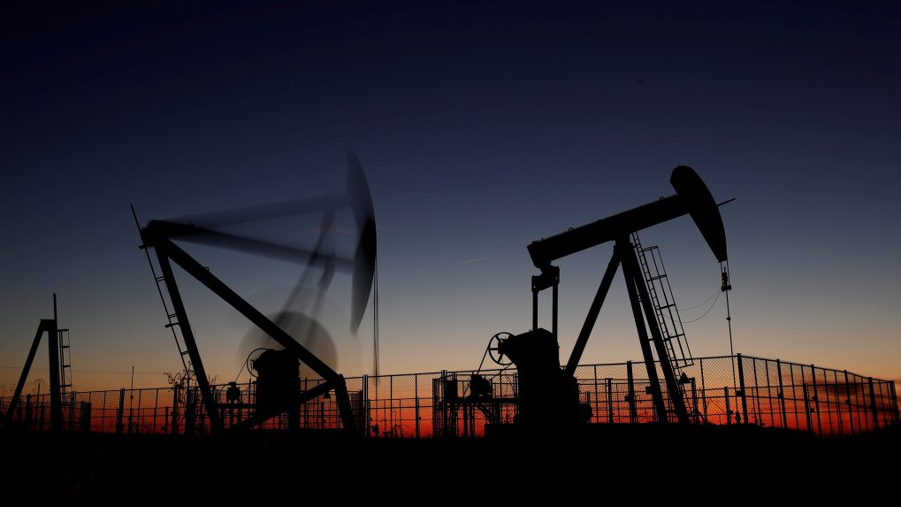 Oil prices eke out small gains ahead of US Fed Chair speech