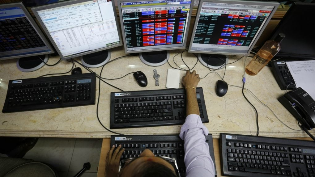 Afternoon Session: Market falls for fifth straight session, Nifty holds 11,600