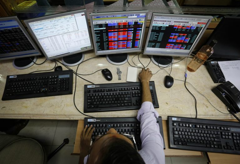 Opening Bell: Sensex plunges 400 points, Nifty above 11,300 mark; banks, consumer stocks drag