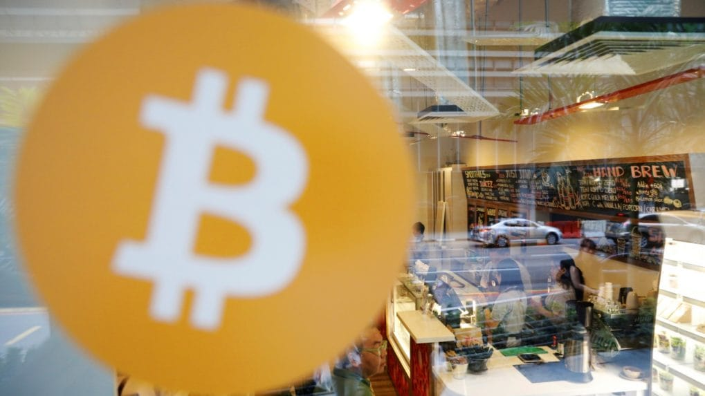 Bitcoin up 10 percent, on course for its biggest daily rise since April