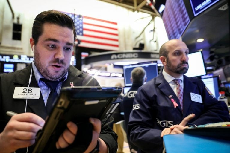 Wall Street opens lower as investors turn cautious with G20 in focus