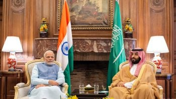 India, Saudi Arabia agree on need for increasing pressure on countries supporting terror: PM Modi