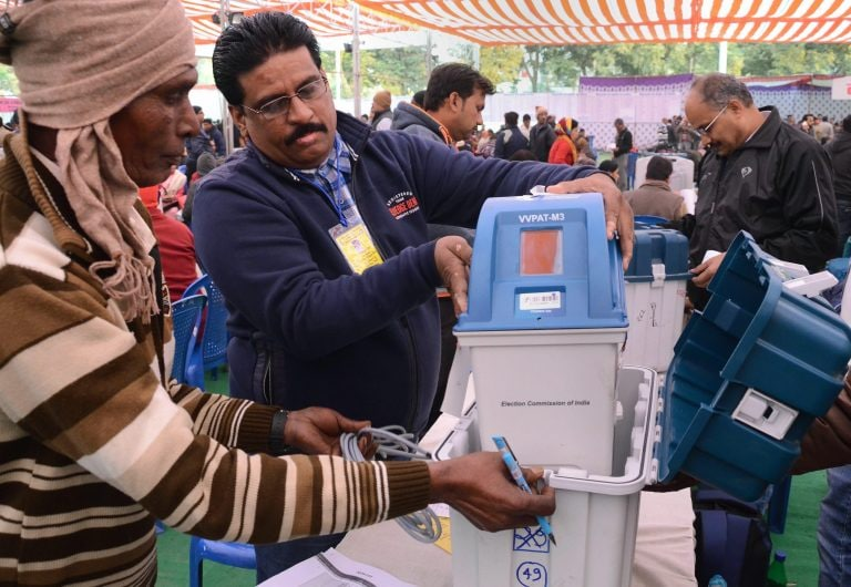 EVMs cannot be tampered with: CEC