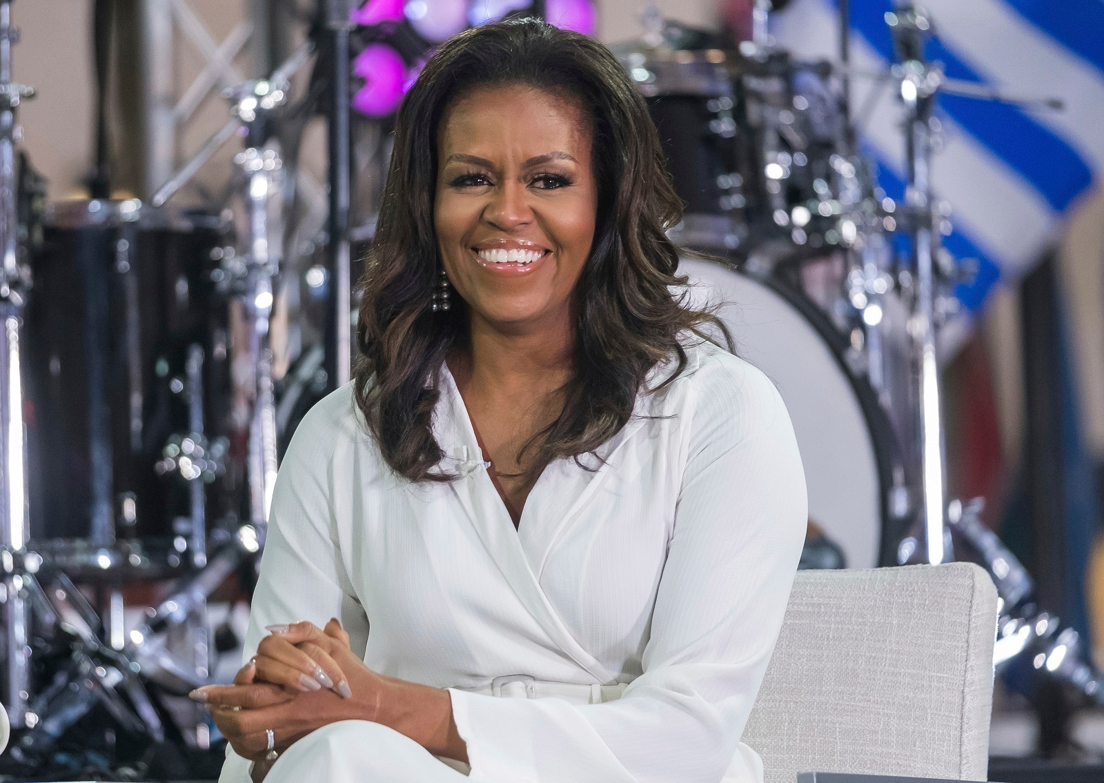 #7. Michelle Obama, former First Lady of the United States. Admiration Score: 5.53 percent. (Image: Reuters)