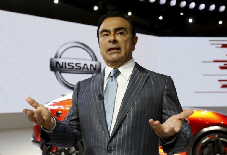 Nissan chairman Carlos Ghosn arrested, company to dismiss him