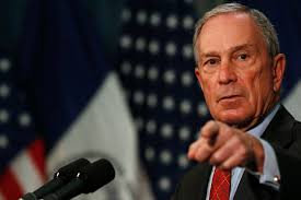 In US presidential race, Bloomberg's wealth gives him options rivals don't enjoy