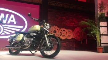 Jawa Motorcycles launches Jawa and Jawa Forty Two