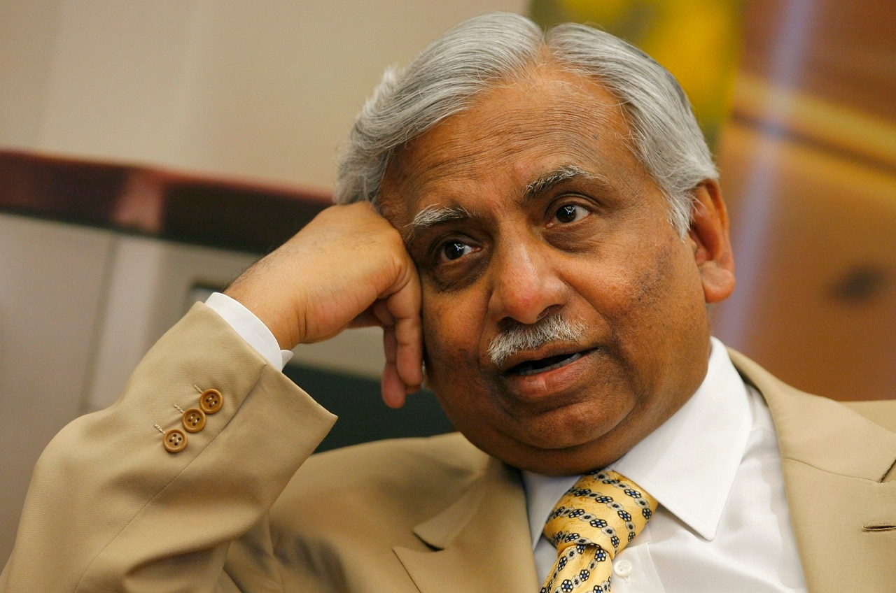 Before the airline shut down its operations, founder Naresh Goyal stepped down from the company. It was reported that many investors had urged that Goyal should not be a part of the active management of the airline. (Image: Reuters)